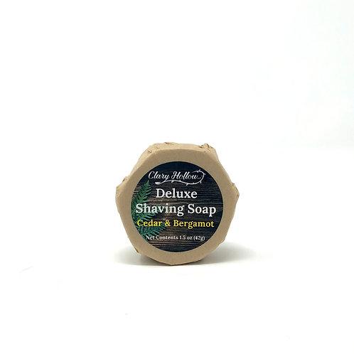 Deluxe Shaving Soap