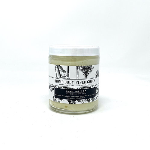 Body Butter - Tension/Cramping