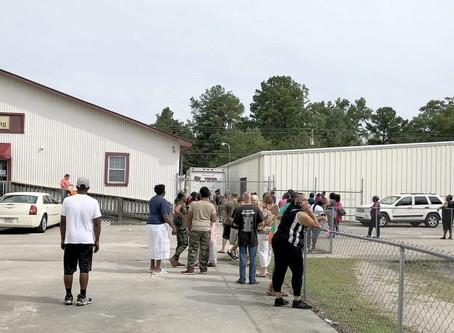 Community CPR helped neighbors prepare for Dorian