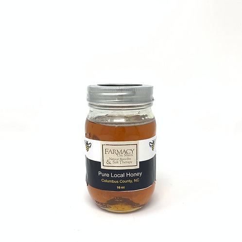 Columbus County Pure Raw Honey