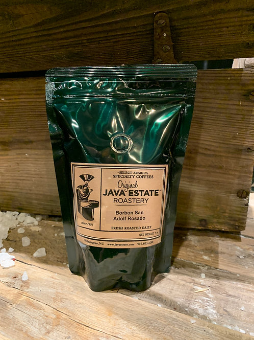 Java Estate Coffee - Borbon San Adolf Rosado Whole Bean