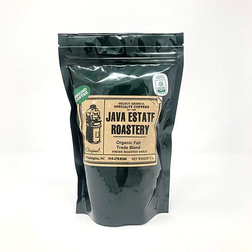 Java Estate Coffee - Fair Trade Organic Decaf Mexican