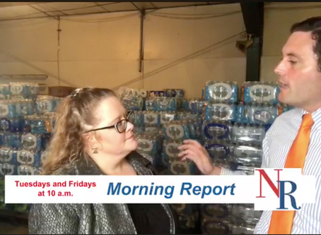 Hurricane Florence recovery update from Community CPR  - FB Live with The News Reporter