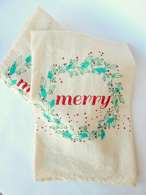 Kitchen Towel - Christmas