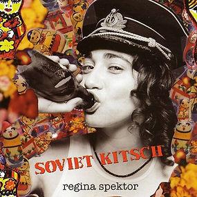 Soviet Kitschis thethird album by American singer/songwriterRegina Spektor, released in 2003