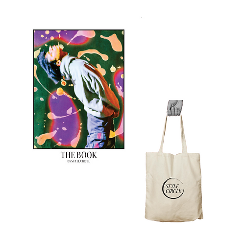 THE BOOK 06 (Print and Tote Bag)