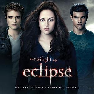 "Album cover of ""Eclipse"" soundtrack"