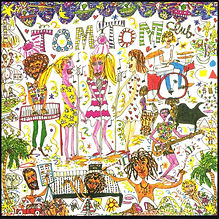 Album cover of Tom Tom Club's self-titled album