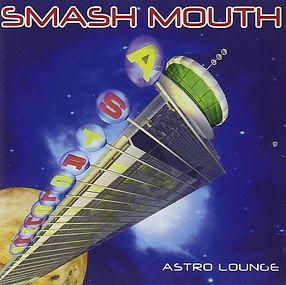 "Album cover of Smash Mouth's ""Astro Lounge"""
