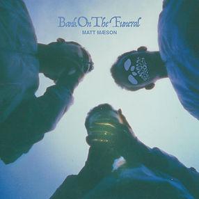 "Album cover of Matt Maeson's ""Bank On The Funeral"""