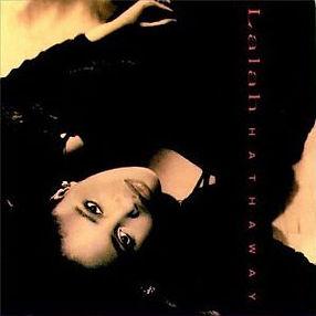 Album cover of Lalah Hathaway's self-titled album
