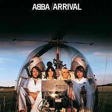 "Album cover of ABBA's ""Arrival"""