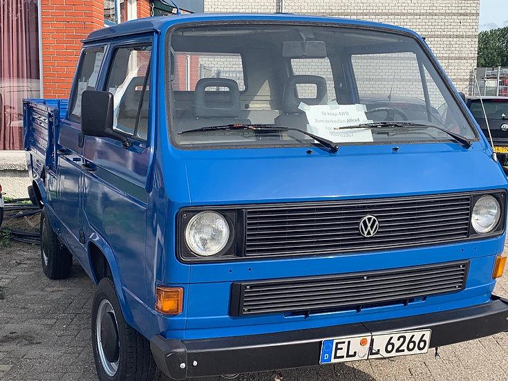 Volkswagen T3 4wd