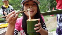 竹キャンプ2014 報告
