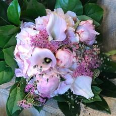 Bouquet de fleurs Volubilis