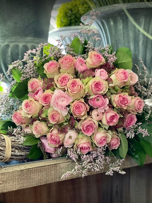 """VOLUBILIS """"Roses Roses"""""""