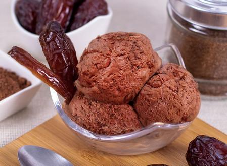 Medjool Date Ice Cream