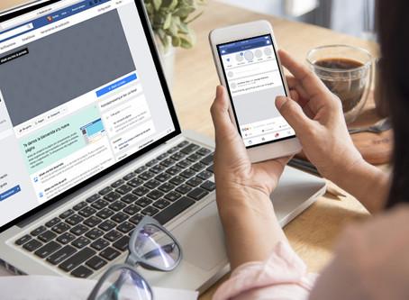 ¿Qué necesitas para impulsar tu negocio  a través de redes sociales?