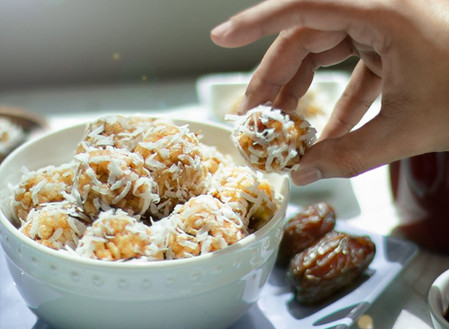 How about making these delicious crispy balls??