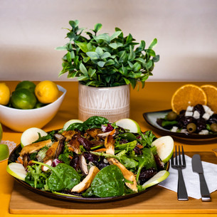 Medjool Date and Grilled Chicken Salad