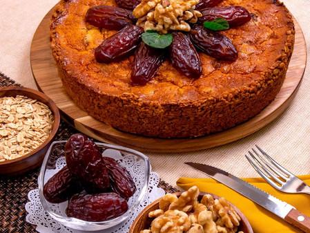 Medjool Date Pie