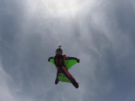Skydiving w Toskanii