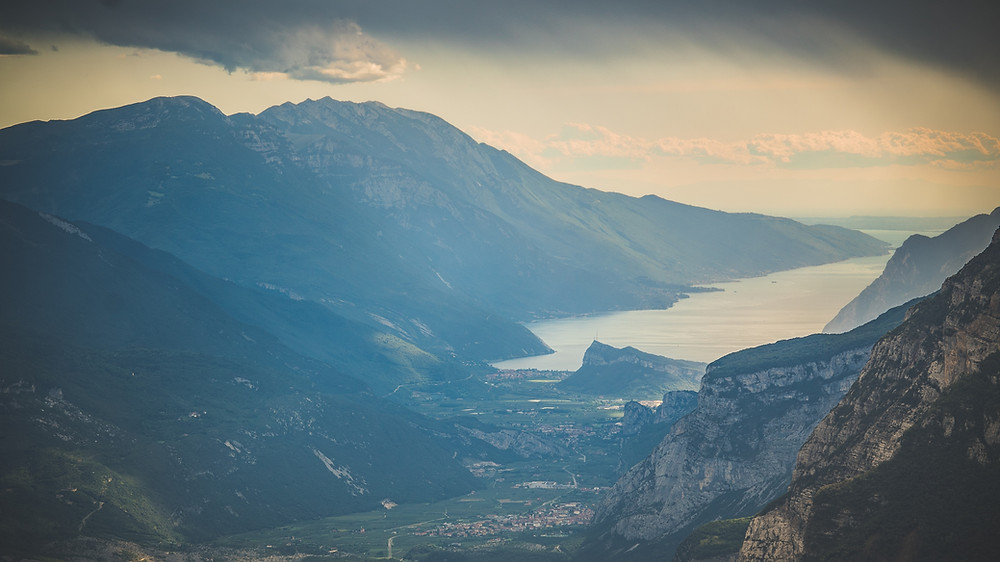 Dolina Sarca, Trentino, Włochy. Fot. Bart Bazior