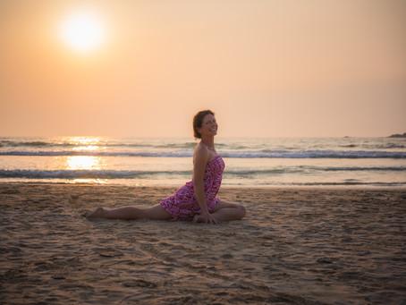 Nie ma się czego bać, to tylko joga