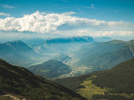 Joga w górach