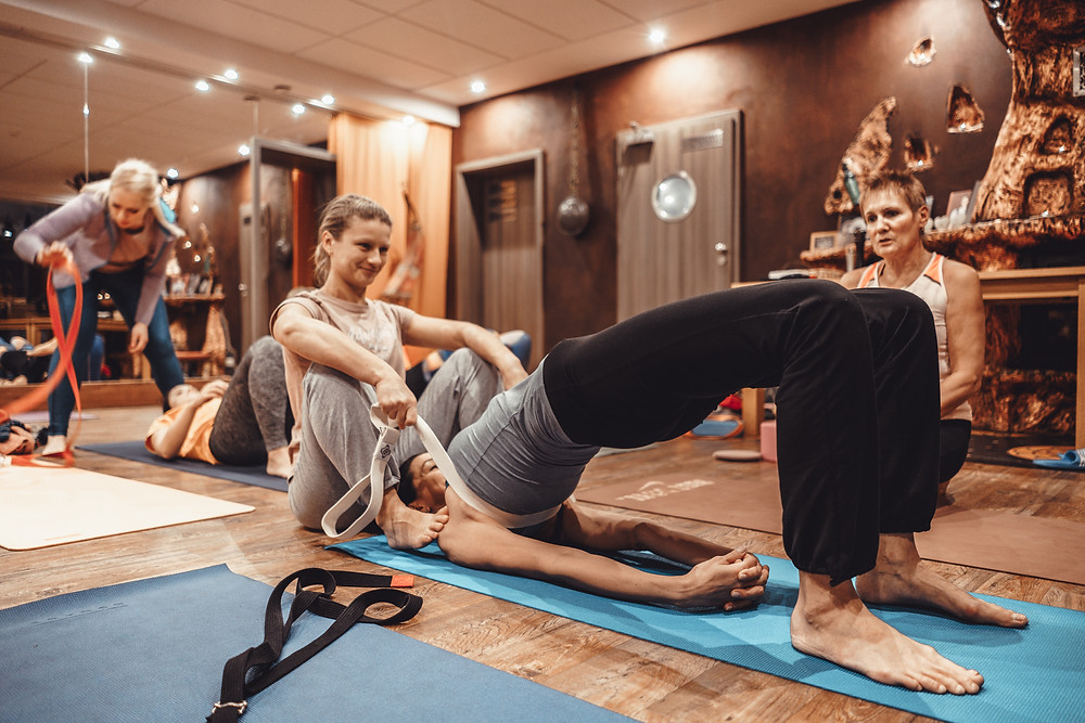 weekend z jogą w Beskidach