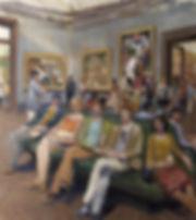 6. Veronese (77in x 69in, 195cm x 175cm)