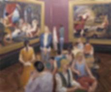 14. Titian I (79in x 95in,  200cm x 240c