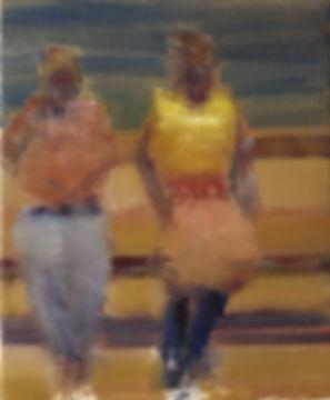 21. Gallery study 3 ( 12.5inx10in, 32cm