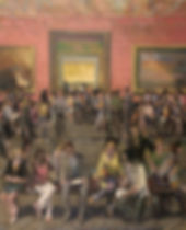 10. National Gallery a ( 240cm x 200cm)
