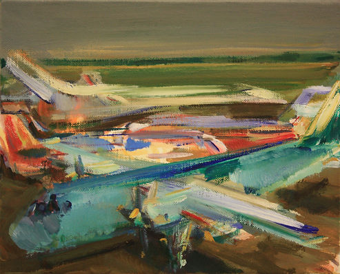 3. Study for airfair  ( 11in x 13in,  27