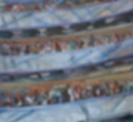 5. Gallery VIII ( 67 in x 75 in, 180cm x