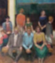 11. Retrospective (65in x 61in160cm x 15