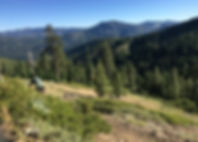 Experience the epic single track of Tahoe! A local favorite.  This is a amazing long ride starting in Truckee and climbing up 2000 vert ft with an epic decent with Donner Lake views and spectacular single track.  Not a beginner ride.  Warning, this trail is somewhat hidden and is good to have someone who has been there or a GPS track to find the trail entrance. Bike Truckee can help you with every detail of yor bike adventure!