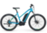 """Ebikes are awesome!  Get your electric bike today from Bike Truckee, Tahoe's premier electric bike shop.  Located in downtown Truckee. The Edge is an affordable ebike that can do it all! It is a 27.5"""" wheeled Mt.Bike with a greatcomfortable riding position for exploring either the paths oroffload trails andfire roads. Thepowerful TransX motor will speed you the steepest hills with a smile on your face. Also great for commuting and anderrand running. Available in a step-thru or diamond frame."""