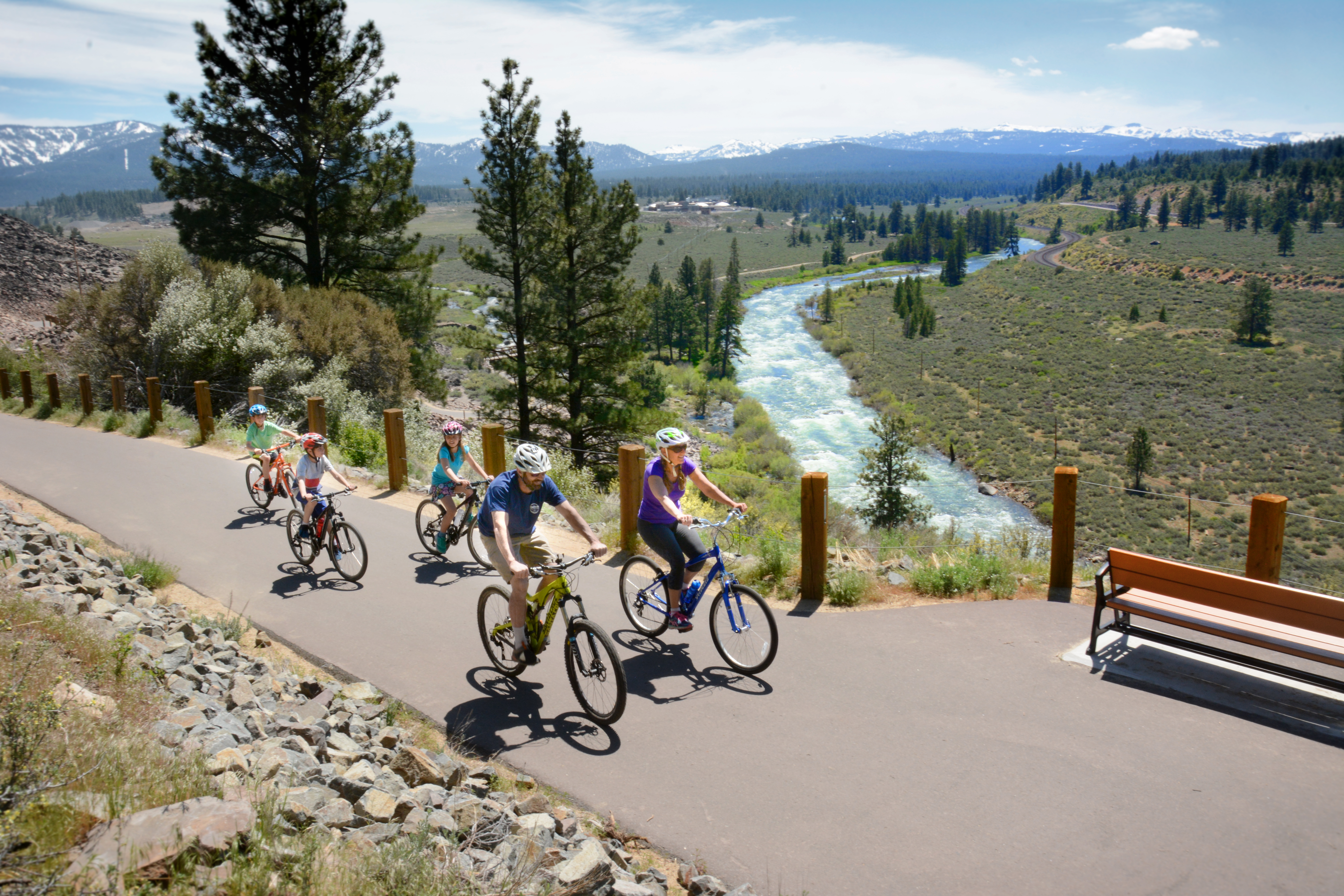 Truckee River Legacy Trail