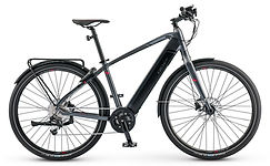 Speed electric bikes reach speeds of 28 miles per hour.