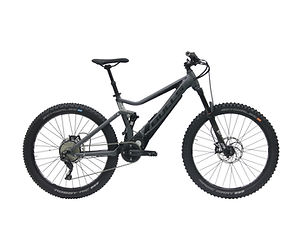 """Electric mtn bikes are a grea way to experience the trails of Tahoe and Truckee.  Rent an ebike from Bike Truckee, Tahoe's premier bike rental shop. This is a awesome all mountain eMTB with 6"""" of plush RockShox suspension and the smooth and silent Brose S motor with a long lasting 650whbattery. 2.8 inch tires offer greattraction on the loosest of terrain. It will leave you smiling on both the descentsand climbs!"""