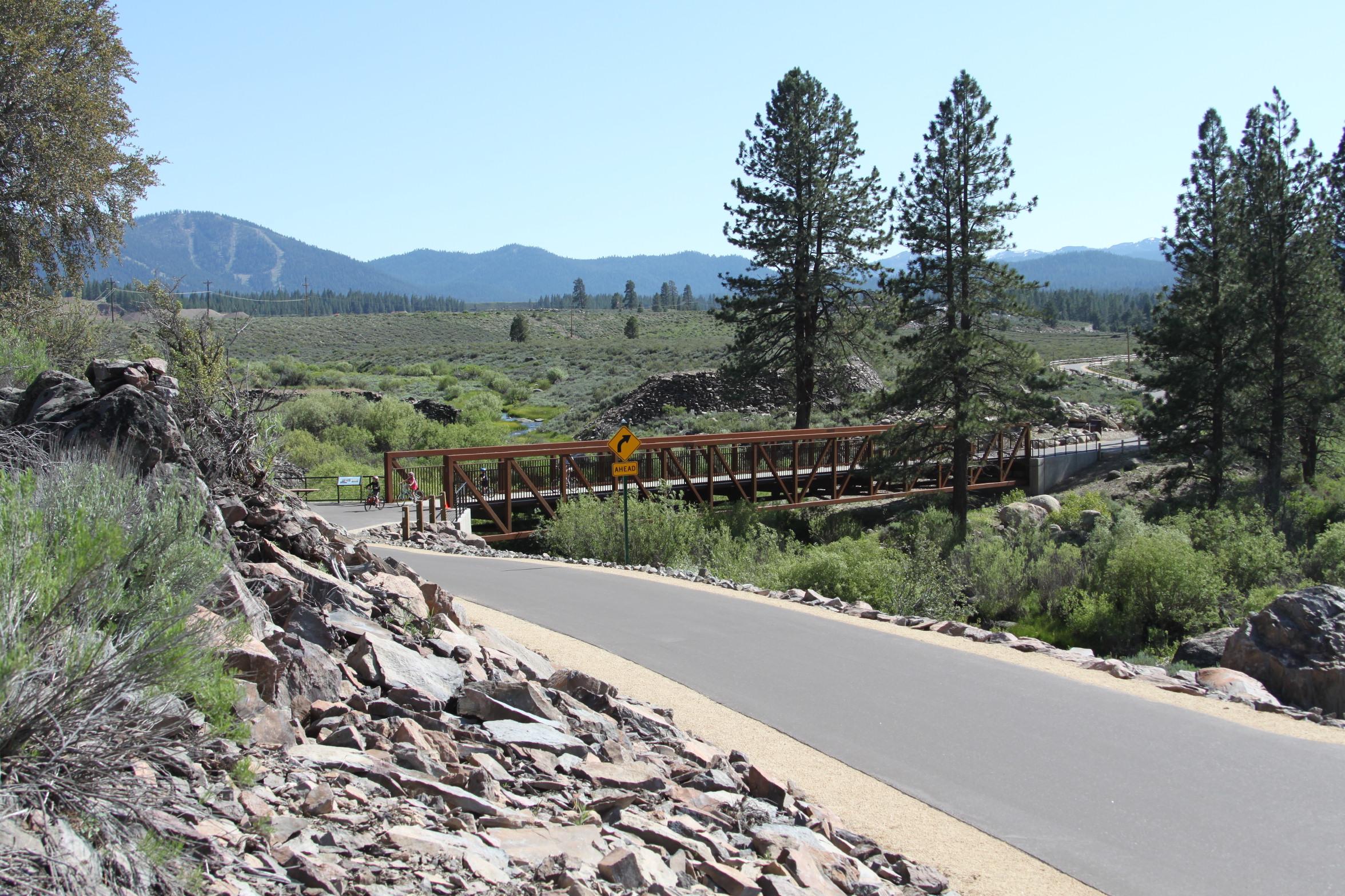 Martis Creek bridge