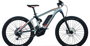 Full suspension electric bikes allow you to explore a larger range of trails with a huge smile on your face.
