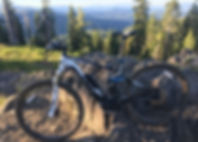 This is a amazing long ride starting in Truckee and climbing up over 2000 vert ft with an epic decent.  There are many huge Donner Lake views and over 15 miles of spectacular technical single track. Not a beginner ride. Let Bike Truckee help you plan your next bike adventure. Rentals and ebikes.
