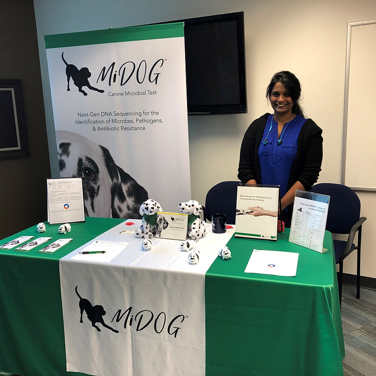 Meet us at the AVSG Wet Lab Event in Tustin CA