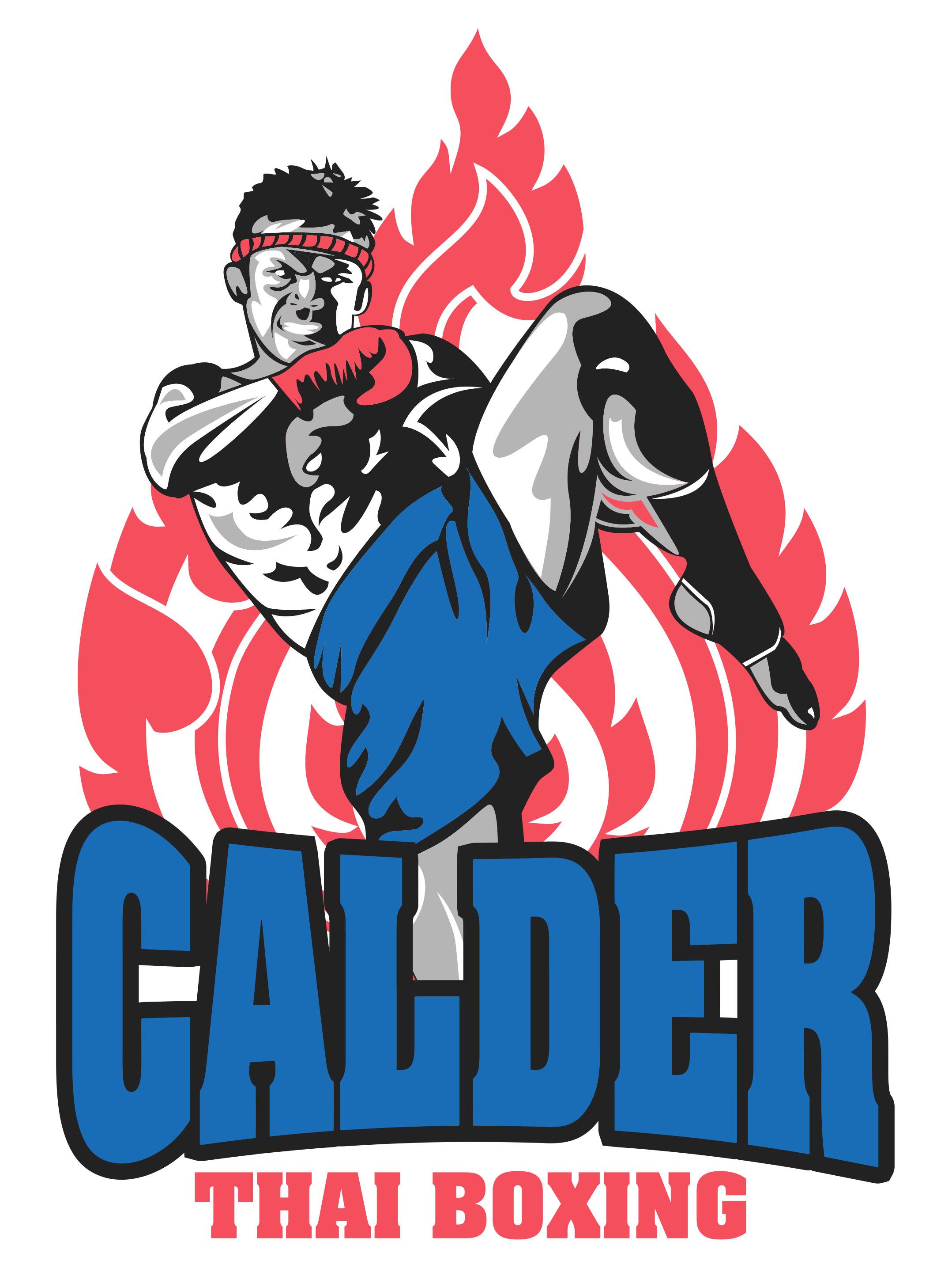 Calder Thai logo 006