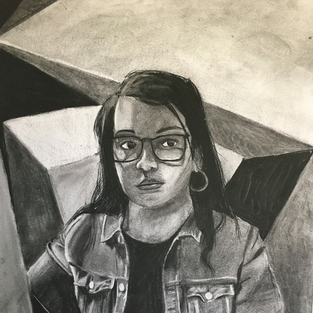 Psychological Self-Portrait