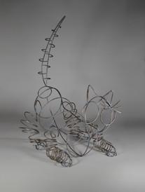 Oxyacetylene Welding, Beginning Sculpture