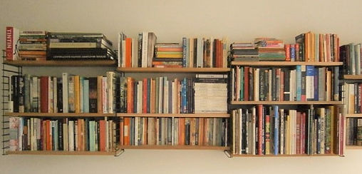 tomado bookshelf by martine lleonart
